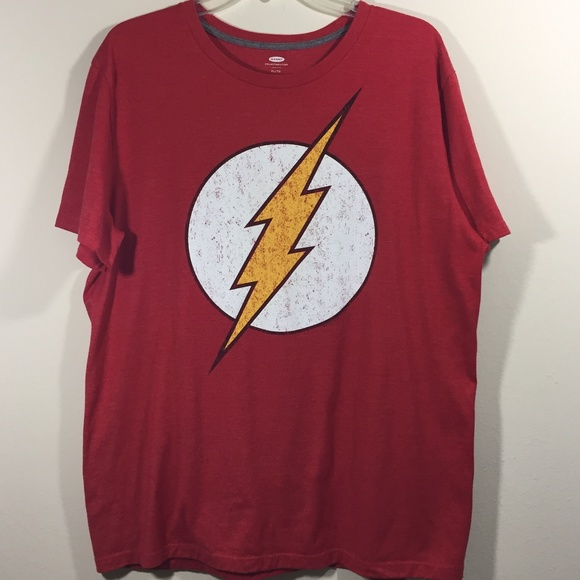 484657db9 Old Navy Collectabilitees The Flash T-Shirt